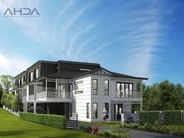 unit developments architectural house designs australia 692 6m2