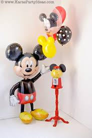 Kara s Party Ideas Mickey Mouse themed birthday party planning