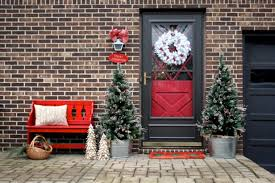 home made outdoor christmas decorations cool homemade outdoor christmas decorations ideas 08 round decor