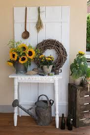 polterabend dekoration die besten 25 sonnenblumen ideen auf flora schöne