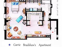 Simpsons Floor Plan Check Out These Hand Drawn Floor Plans From Popular Tv Shows
