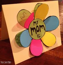 s day cards for school s day card a flip the flap flower card for and