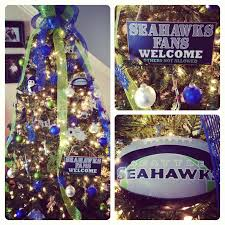 Seahawks Decorations 24 Best Seattle Seahawks Happy Holidays Images On Pinterest