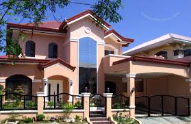 residential home design a tropical design 2 storey residential home in tagaytay city