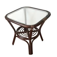 Small Square Coffee Table by Square Small Coffee Table Helena Color Dark Brown With Glass Top