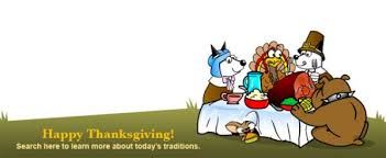 happy thanksgiving logos from yahoo more