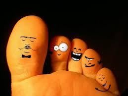 ¿Qué significan cada dedo del pie y las uñas? (II parte)
