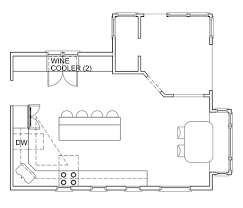 Eames House Floor Plan Autocad Process Work Design By Heather