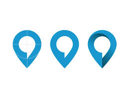 map logo 29 best images about indicator branding concepts on