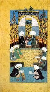 Ottoman Poetry Der Große Poet Baki Im Dichterkreis Einer Der Wichtigsten