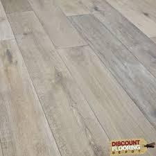 White Oak Laminate Flooring Uk Titanium Series Engineered Flooring 15 4mm X 190mm Oak Smoked