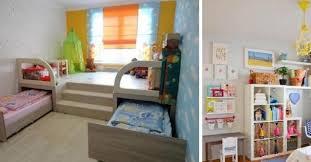 chambre enfant espace 15 décors pour maximiser l espace dans une chambre d enfant