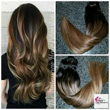 balayage hair extensions clip in hair extensions black hair extensions balayage hair