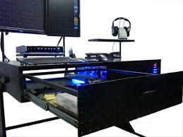 bureau boitier pc mod the desk quand le bureau se fait boitier et inversément