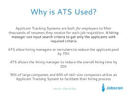 ats explained why your resume isn u0027t being seen