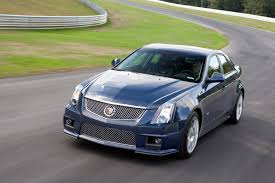 cadillac u0027s all new 2009 cts v ready for launch