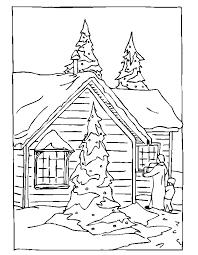 33 dessins de coloriage paysage à imprimer sur LaGuerchecom  Page 2