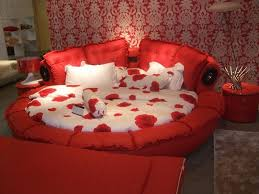 Round Sofa Bed by Bedroom Furniture