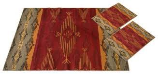 united weavers of america native sky 3 piece rug set bass pro shops