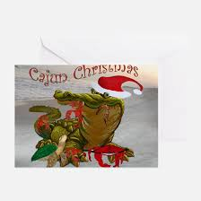 cajun greeting cards cafepress