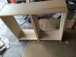Kitchen Cabinet Recycle Bins by Double Tilt Out Trash U0026 Recycle Bin U2013 Diy
