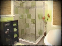 stand alone glass shower wonderful home design