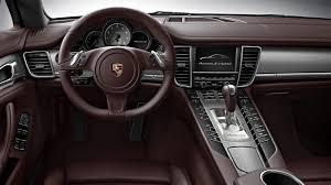porsche turbo interior allmotorsgallery porsche panamera turbo images