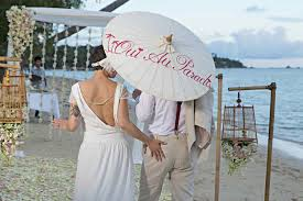 mariage en thailande yes in paradise your wedding in paradise on the island of koh samui