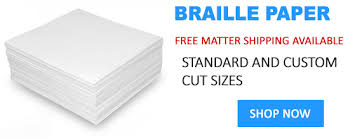 Free Matter For The Blind American Thermoform Braille Printers Tactile Graphics U0026 Supplies