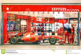 Maranello Italy by Ferrari F1 Race Car At Maranello Editorial Photography Image