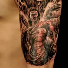 tattoo angel simple angel tattoos for men