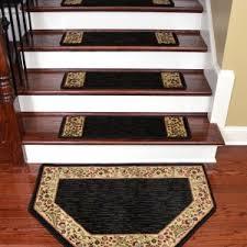 flooring carpet just on stair treads carpet