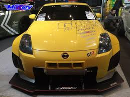 custom nissan 350z body kits ssworxs genuine japanesse car parts and accessories