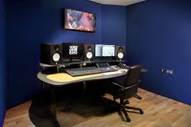recording studio workstation desk voiceover soho professional recording studio london