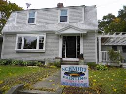 sorry we re unable to load this blog cape cod painting contractors shows finished salt box house