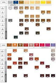 shades of color shades of blonde chart clanagnew decoration