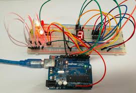 arduino lesson traffic light controller osoyoo