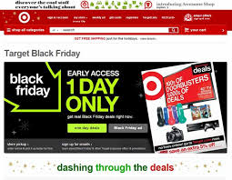 target to kick black friday deals before thanksgiving ny daily