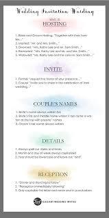 Simple Wedding Planning Simple Wedding Invitation Wording Guide Simple Wedding