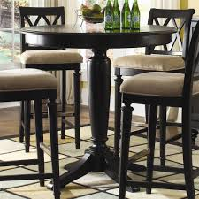 counter height pub table american drew camden dark 919 706r bar height gathering table