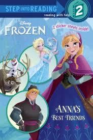 anna u0027s friends disney frozen christy webster