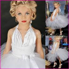 this white marilyn monroe tutu dress costume was inspired by one of the most iconic celebrities in history