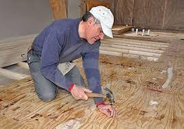 installing hardwood floors on concrete suloor carpet vidalondon