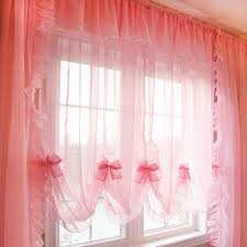 Shabby Chic Balloon Curtains balloon shade