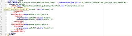 layout xml file magento magento2 merged layout schema validation error in magento 2