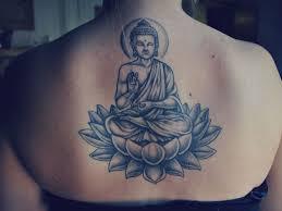 Buddhist Flower Tattoo - 51 best 50 peaceful buddha tattoo designs that restore hope for