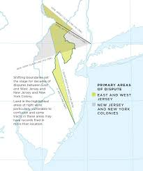 Map Of New York New Jersey by Colonial New England Timeline Of Important Dates 13 Originals