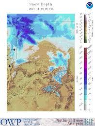 colorado snowpack map colorado snowpack