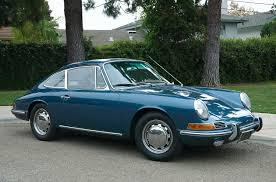 classic porsche models 1964 porsche 911 blue metallic front rh other makes and