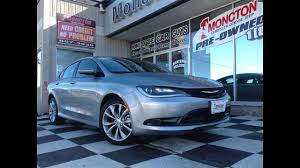 2015 chrysler jeep 2015 chrysler 200 s push start keyless entry sedan youtube
